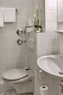 Best Western Hotel Mannheim City - Mannheim - Phòng tắm