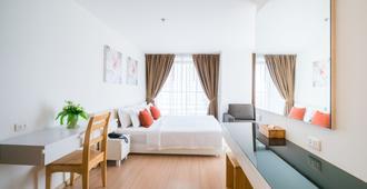 布賴頓酒店及住宅 - 曼谷 - 曼谷 - 臥室