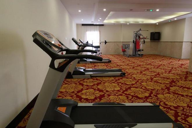 麥加大飯店 - 麥加 - 健身房