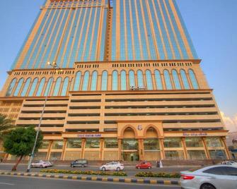 Grand Makkah Hotel - Mecca - Building