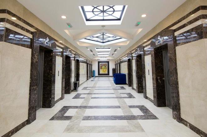 麥加大飯店 - 麥加 - 門廳