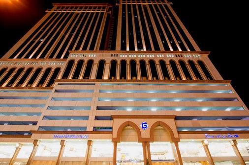 Grand Makkah Hotel - Mekka - Rakennus