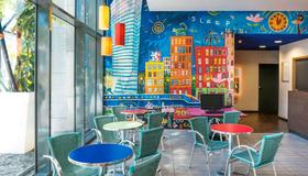 里昂中央宜必思經濟型酒店- 火車東站店 - 里昂 - 餐廳