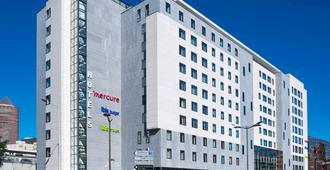 ibis budget Lyon Centre - Gare Part-Dieu - Λυών - Κτίριο