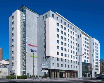 ibis budget Lyon Centre - Gare Part-Dieu - Lyon - Building