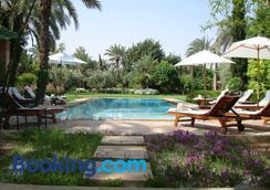 Dar Zemora - Marrakesh - Bể bơi