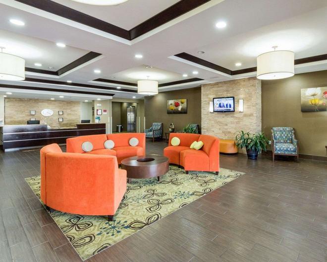Comfort Suites Cotulla - Cotulla - Lobby
