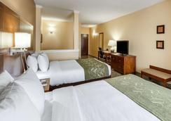 Comfort Suites Cotulla - Cotulla - Schlafzimmer