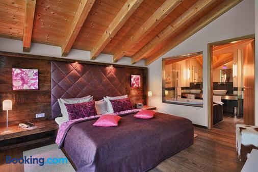Hotel Maximilian - Oberammergau - Phòng ngủ