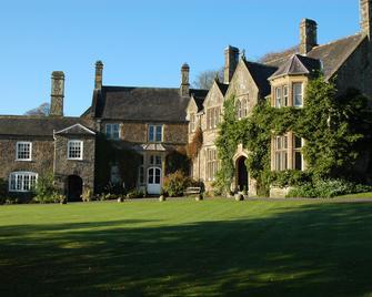 Hunday Manor Country House Hotel - Уоркингтон - Здание