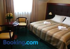Hotel Gniecki Gdansk - Gdansk - Bedroom
