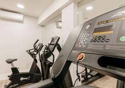 布魯塞爾凱特羅那酒店 - 布魯塞爾 - 布魯塞爾 - 健身房
