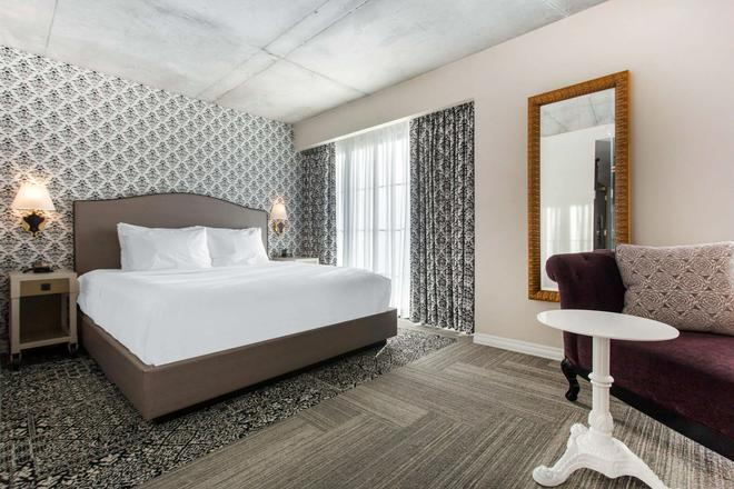Cambria Hotel New Orleans Downtown Warehouse District - New Orleans - Phòng ngủ