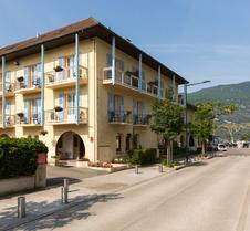 The Originals City, Hôtel L'iroko, Aix-Les-Bains Grand Port (Inter-Hotel)