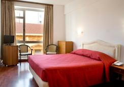 Arethusa Hotel - Athens - Bedroom