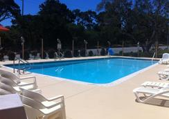 Americas Best Value Presidents Inn on Munras - Monterey - Pool