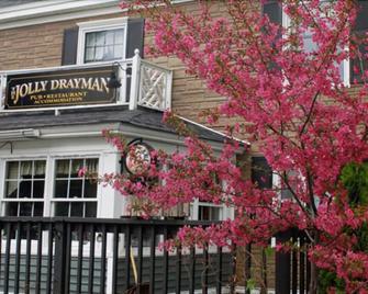 The Jolly Drayman Pub At The Briar Lea Inn - Бетел - Здание