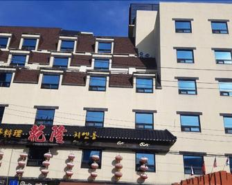 Chuncheon Central Hotel - Chuncheon - Gebäude