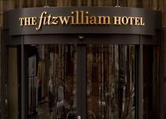 The Fitzwilliam Hotel Belfast - Belfast - Outdoor view
