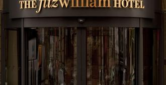 The Fitzwilliam Hotel Belfast - Belfast - Outdoor view
