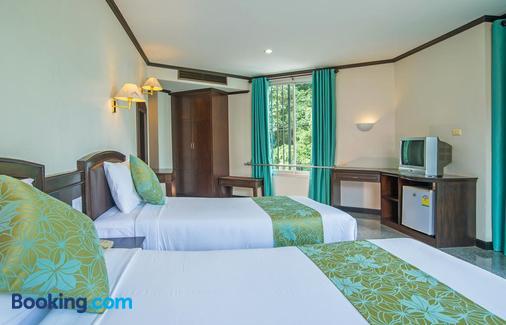 Green House Hotel - Thị trấn Krabi - Phòng ngủ