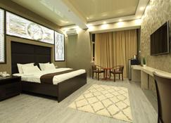 Safir Hotel - Dushanbe - Bedroom