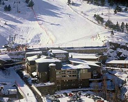Hotel Llop Gris - Canillo - Θέα στην ύπαιθρο