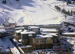 Hotel Llop Gris - Canillo - Cảnh ngoài trời