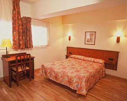 Hotel Llop Gris - Canillo - Κρεβατοκάμαρα