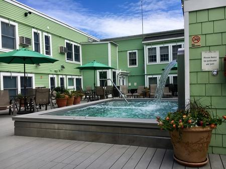 Murray Hotel - Mackinac Island - Pool