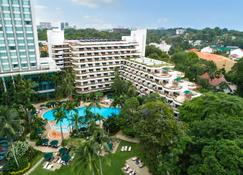 Shangri-La Hotel, Singapore - Singapura - Bangunan
