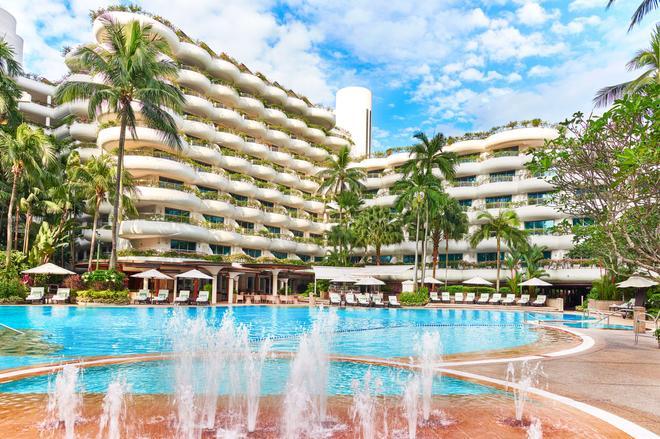 新加坡香格里拉飯店 - 新加坡 - 游泳池