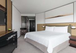 Shangri-La Hotel Singapore - Singapore - Bedroom