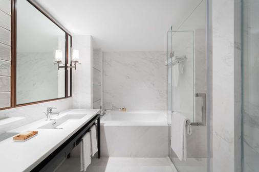 Shangri-La Hotel Singapore - Singapore - Bathroom