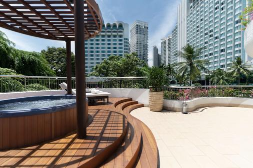 Shangri-La Hotel Singapore - Σιγκαπούρη - Μπαλκόνι
