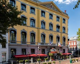 Hotel Des Indes - Den Haag - Gebouw