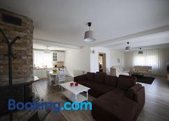 The Green Apartments - Bitola - Pokój dzienny