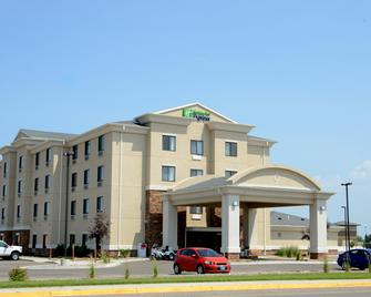 Holiday Inn Express & Suites Sidney - Sidney - Building