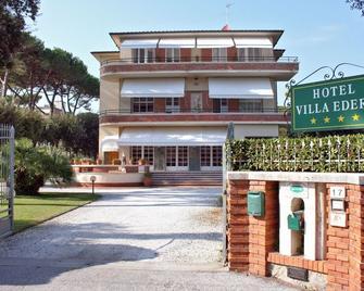 Hotel Villa Edera - Pietrasanta - Gebouw