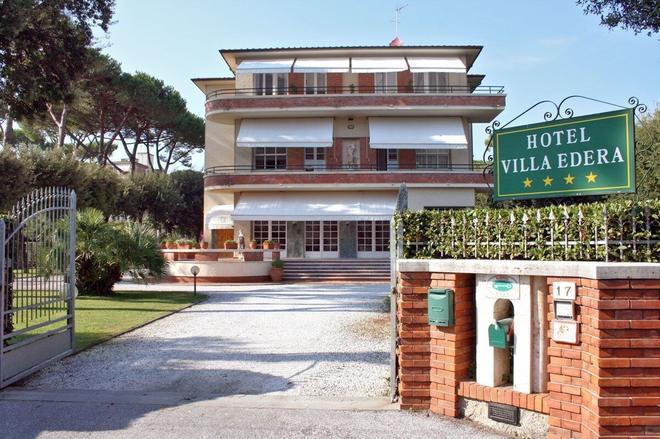 Hotel Villa Edera - Pietrasanta - Rakennus