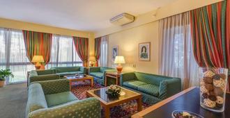 Hotel Giardino D'Europa - Rome - Living room