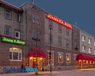 Athabasca Hotel - Jasper - Building