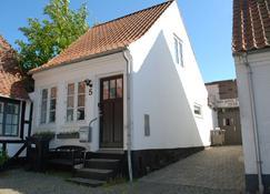 Slotsgade 5 - Sonderburg - Außenansicht