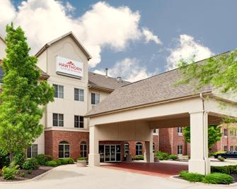 Hawthorn Suites by Wyndham Bloomington - Bloomington - Gebouw