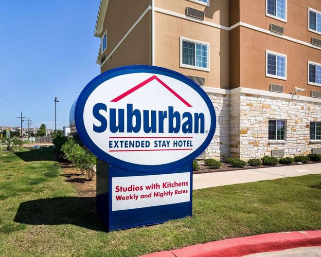 Suburban Extended Stay Hotel - Port Arthur - Outdoors view