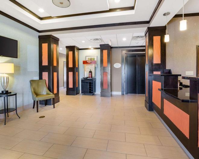 Suburban Extended Stay Hotel - Port Arthur - Lobby
