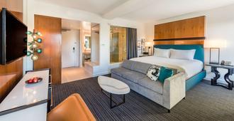 聖地牙哥昂達茲酒店 - 聖地牙哥 - 聖地亞哥 - 臥室