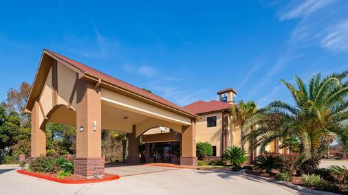 Best Western Bayou Inn & Suites - Lake Charles - Toà nhà
