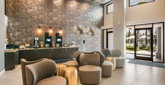 Hourglass Hotel Ascend Hotel Collection - Bakersfield - Restaurant