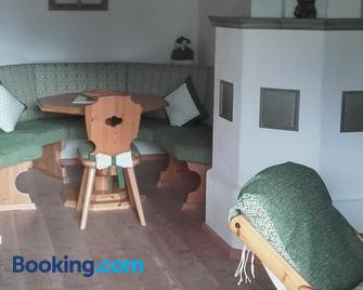 Schlosserhof - Telfes - Living room